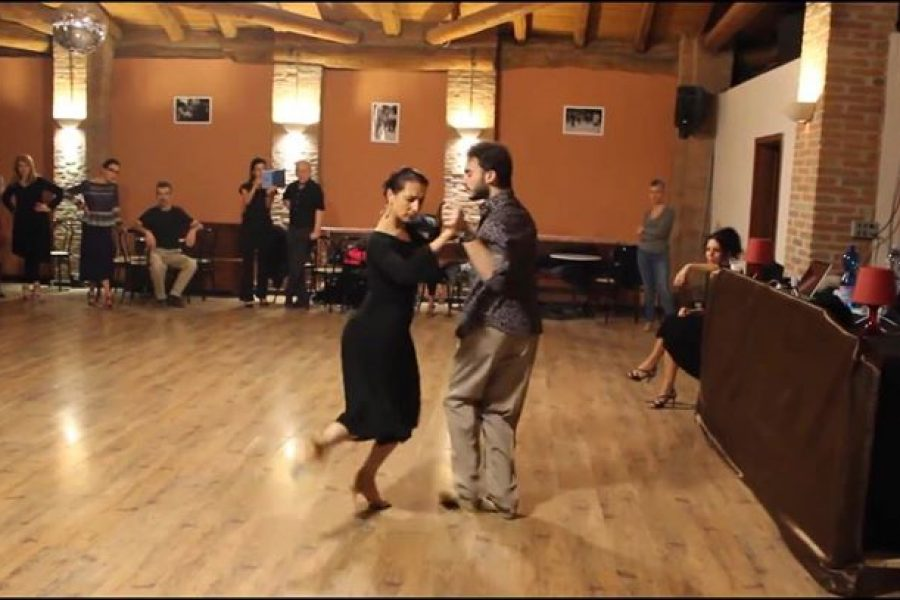 Stage con Maria Filali e Gianpiero Galdi a Ferrara