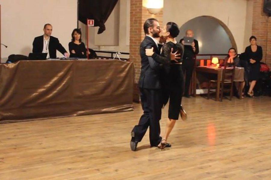 Maria Filali e Gian Piero Galdi – Ferrara – La Casona del Tango