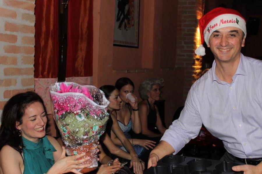 domenica 25 dicembre 2016 – Grande milonga di Natale