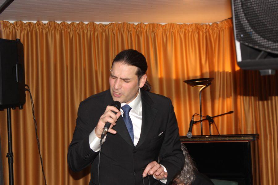 28 gennaio 2017 – Milonga-concerto con Ruben Peloni y Los Tanguri