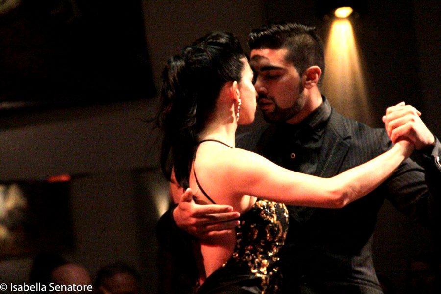 sabato 27 maggio – Villa Regina – Grandissima festa di fine stagione con gli ex Campioni di Tango Metropolitano – Jimena Hoeffner y Fernando Carrasco!!