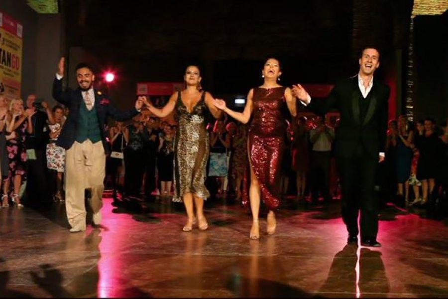 Che coppie ragazzi!!! Show di Vanessa Villalba y Facundo Pinero e Virginia Pandolfi y Jonatan Aguero