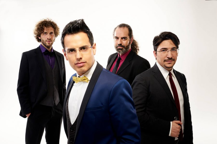 Grandissima serata di milonga con il concerto dal vivo del Quartetto Tango Spleen!!!