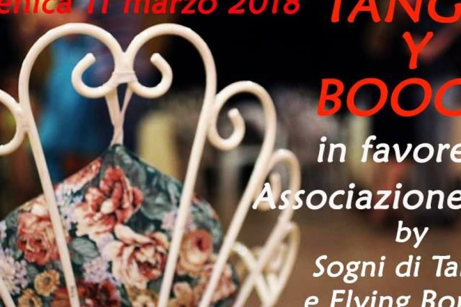 Tango y Boogie – Raccolta fondi per Associazione Giulia