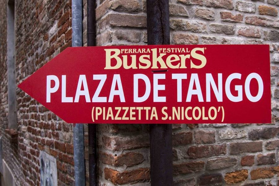Venerdì 20 luglio – Grande festa di raccolta fondi per Plaza de Tango – edizione 2018!!!