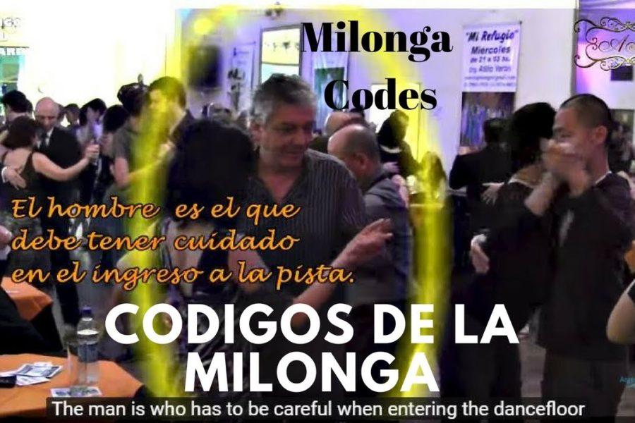 bailar tango social. Codigos de milonga . How dance tango, milonga Codes. Made …