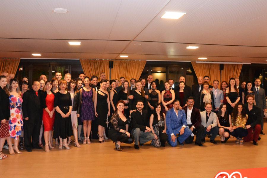 30 Marzo 2019, semifinale campionato regionale tango metropolitano Emilia Romagna, Marche, Abruzzo