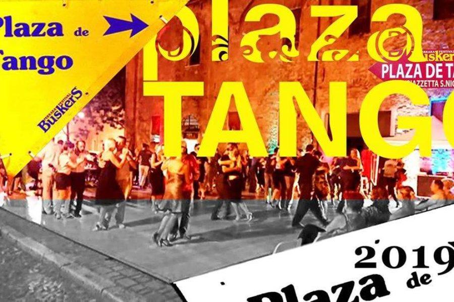 PLAZA DE TANGO 2019!!!