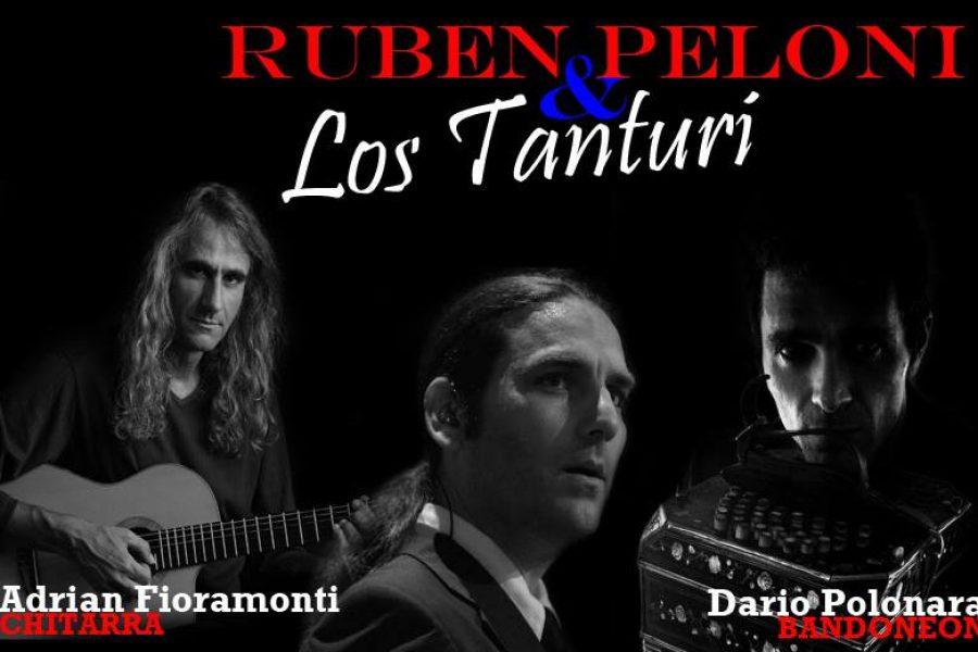 sabato 28 gennaio – grande serata di milonga con la partecipazione del gruppo argentino di RUBEN PELONI y LOS TANTURI!!! Tdj Benny Campana.