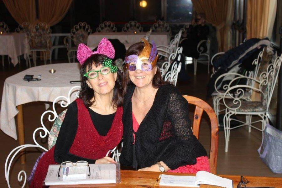 sabato 11 febbraio – Festeggiamo il primo giorno di carnevale con una GRAN MILONGA IN MASCHERA!!!