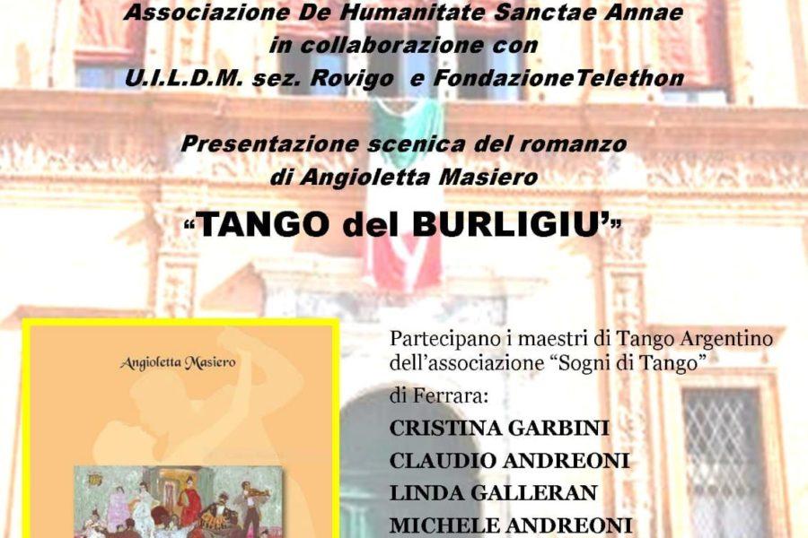 Esibizione di Cristina e Claudio, Linda e Michele a Palazzo Roverella per raccolta fondi Telethon a Palazzo Roverella – Ferrara